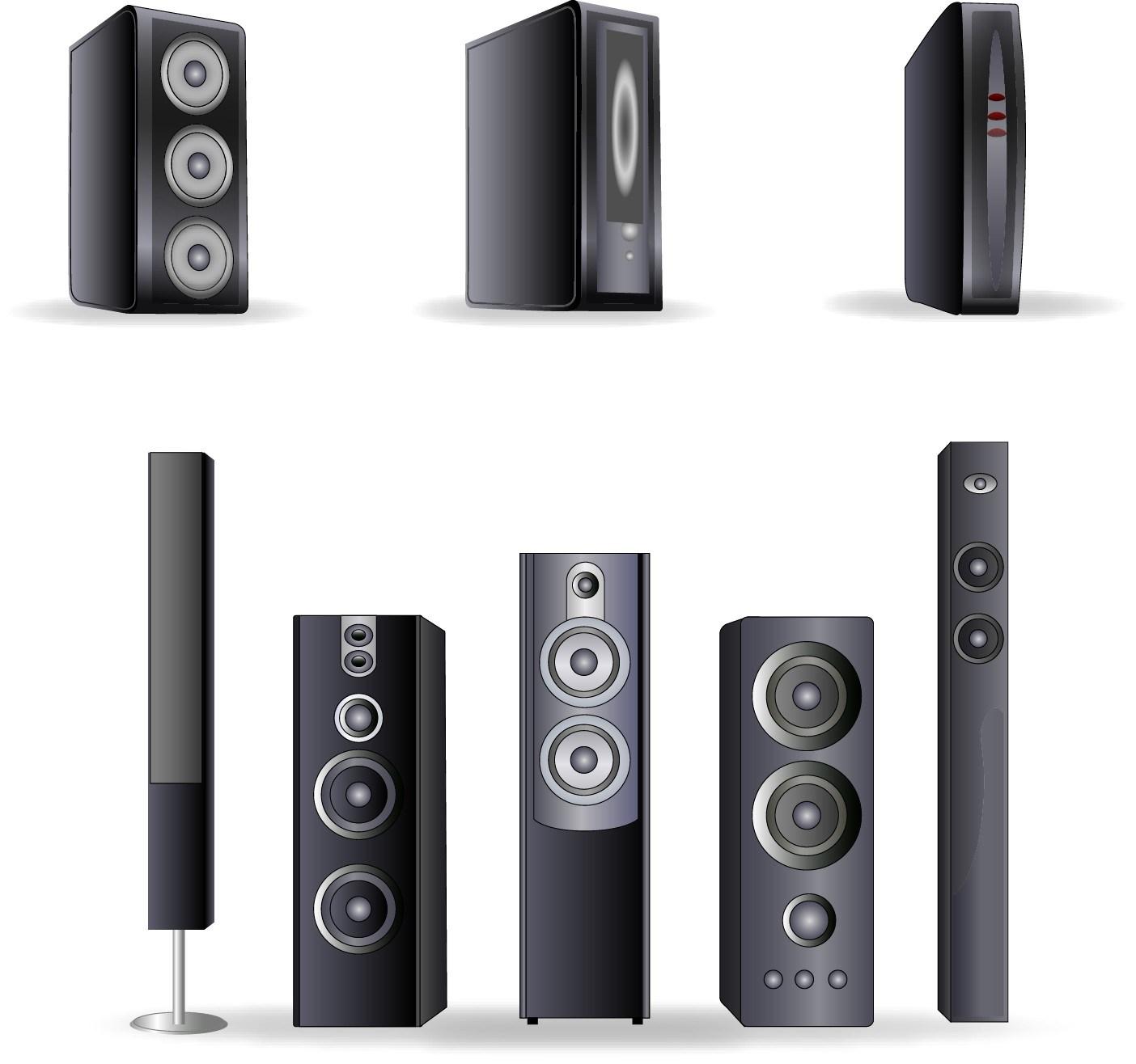 Speakers png