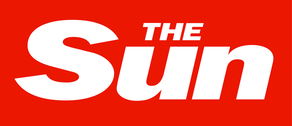 The Sun Logo png