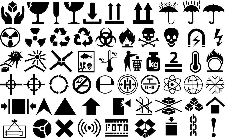 Cargo symbols png