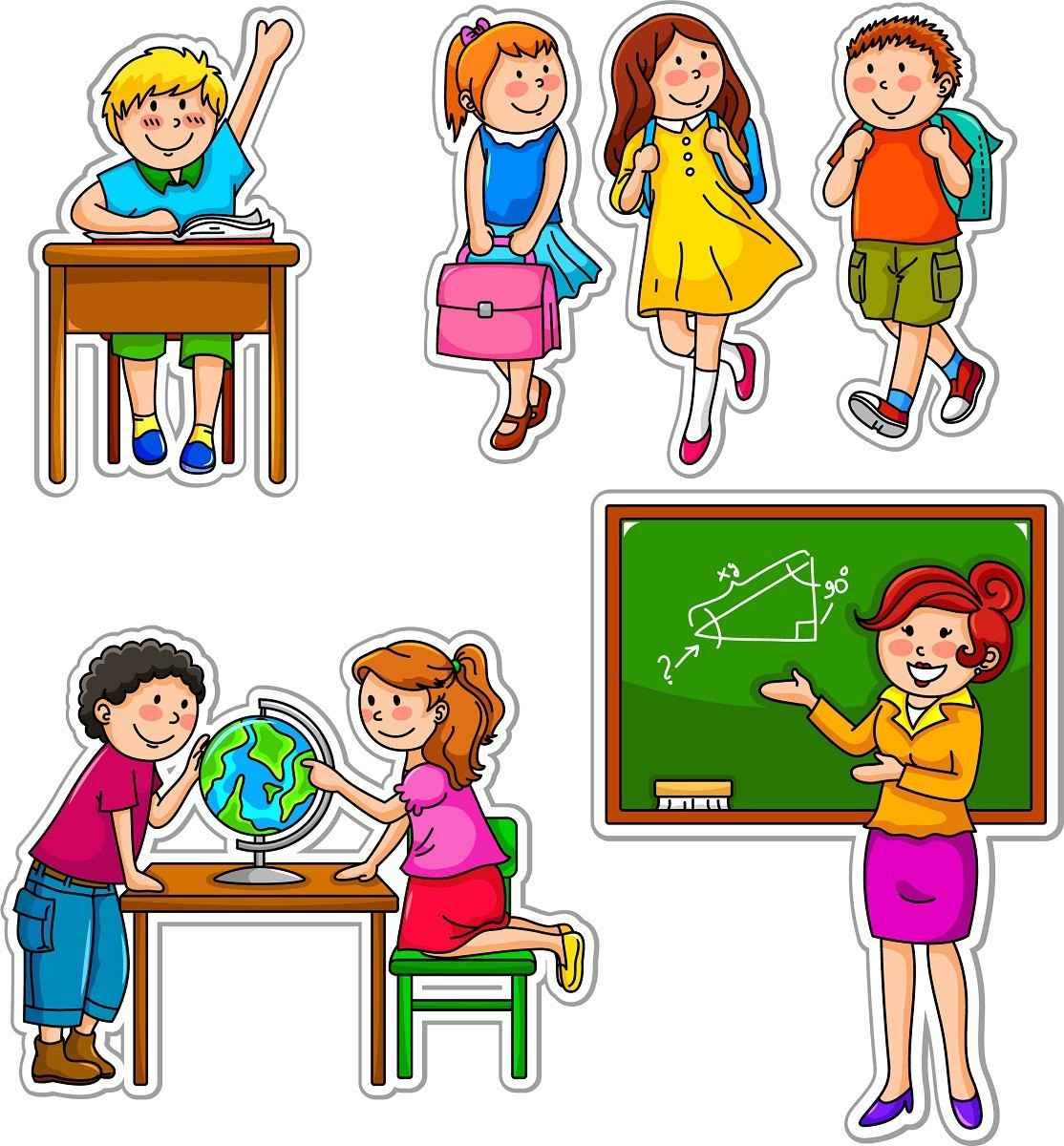 Cartoon Child illustration png