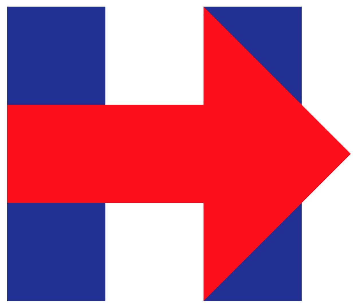 Hillary Logo png