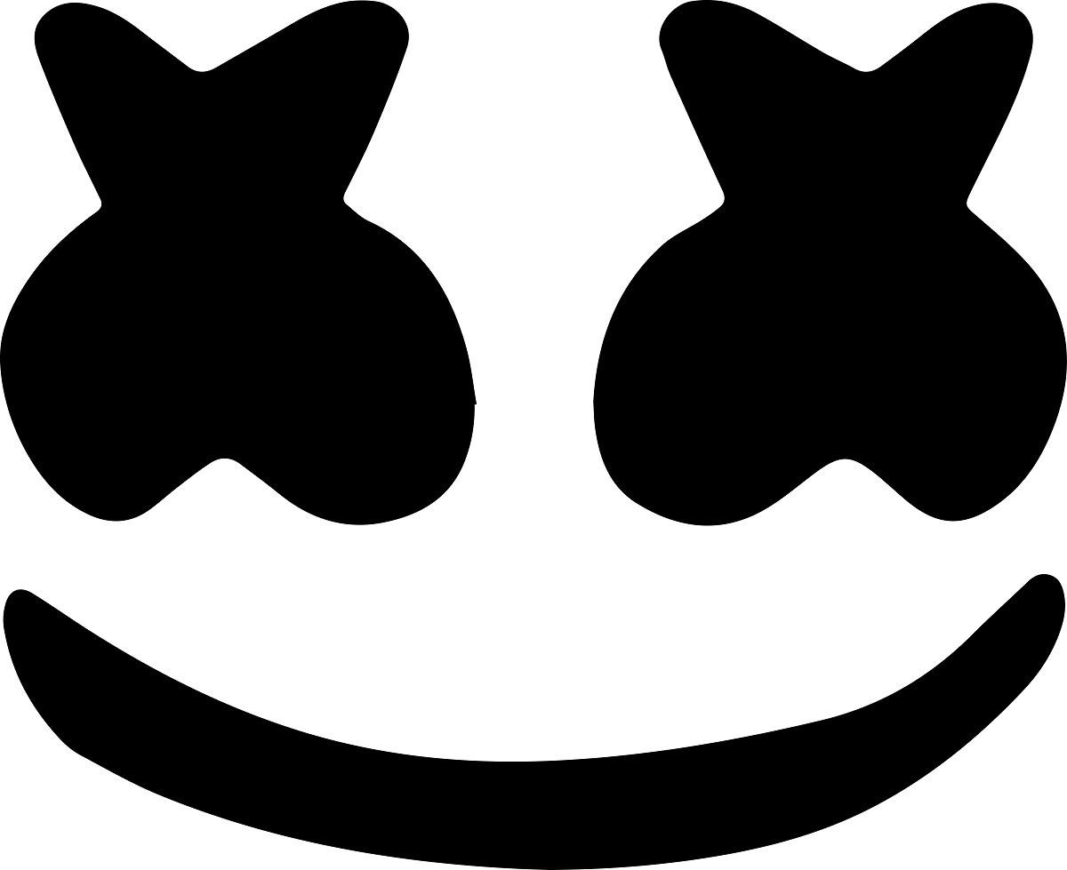 Marshmello Logo png