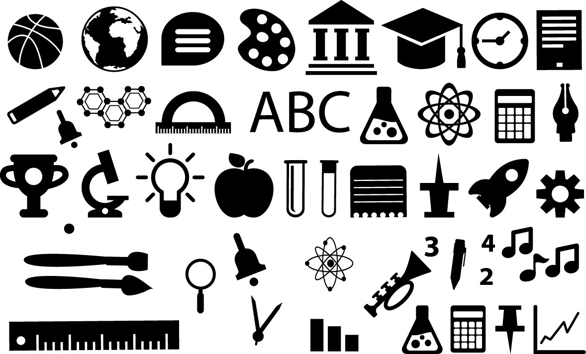 School icons png