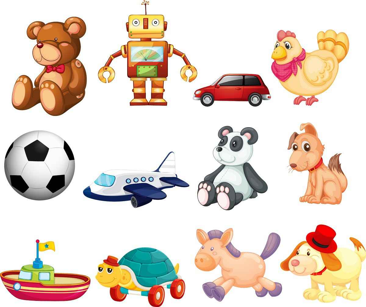 Toys for Children png