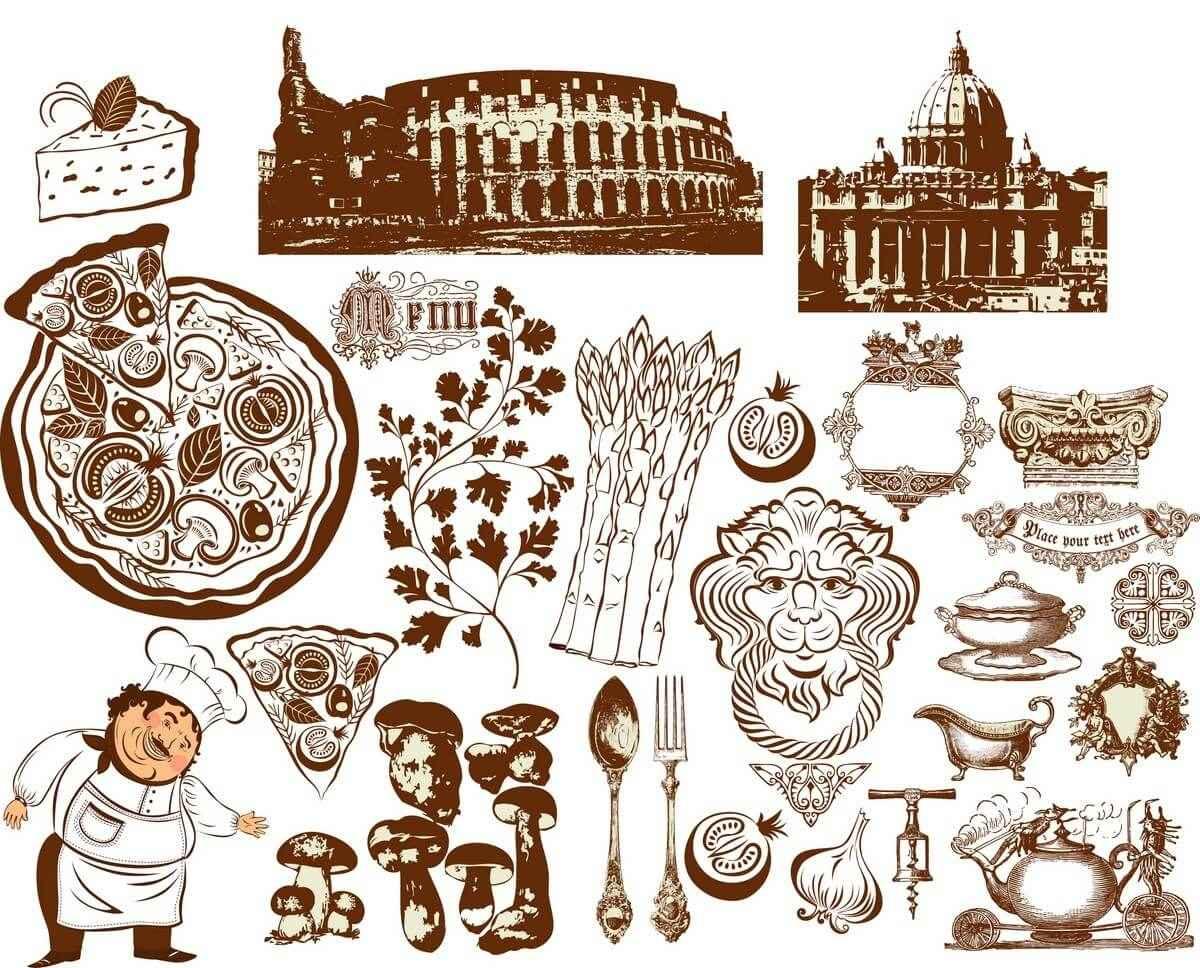 Vintage Food png