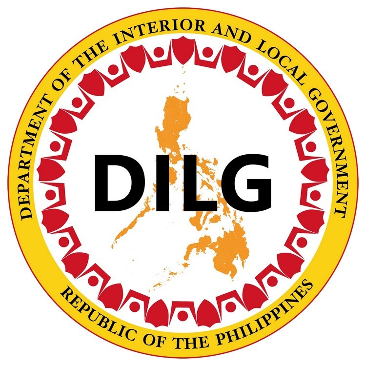 DILG Logo   Department of the Interior and Local Government png