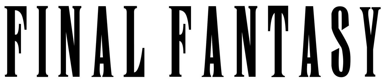 Final Fantasy Logo png