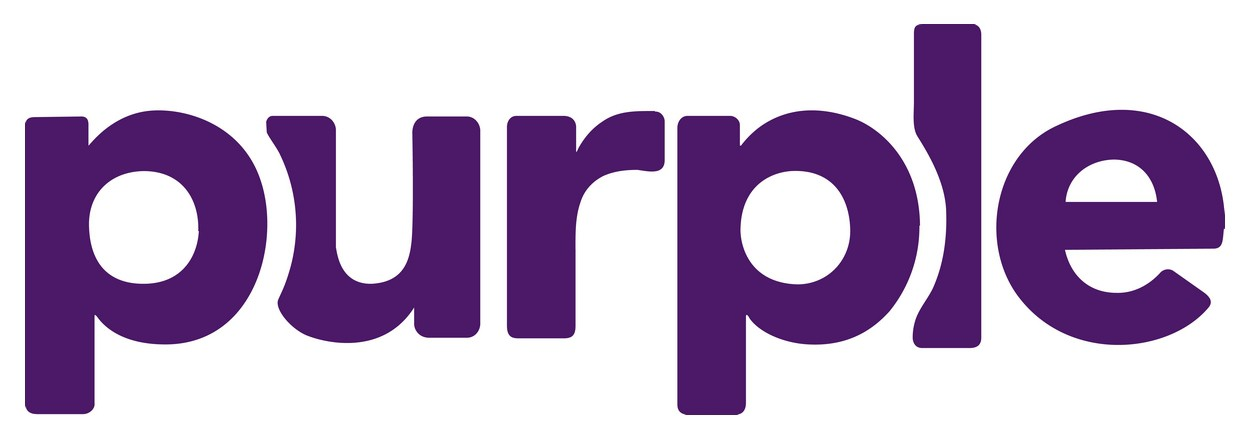Purple Logo png