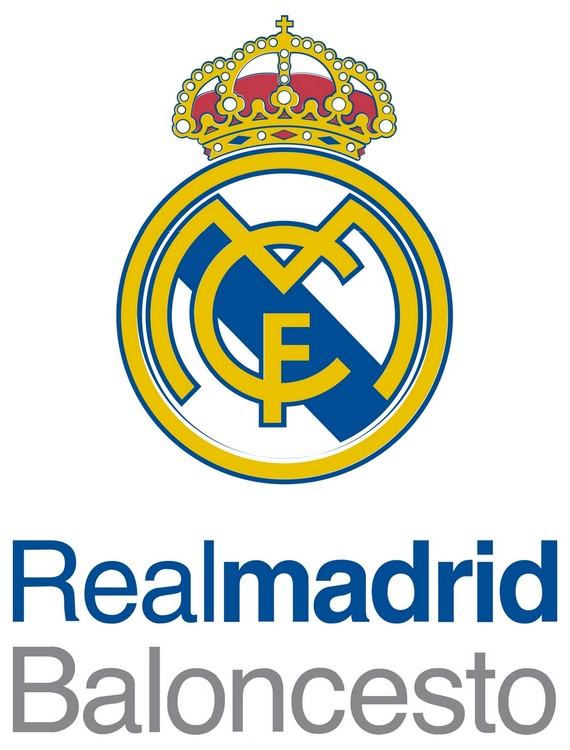 Real Madrid Basketball Logo png