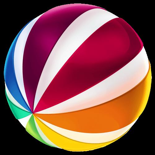 SAT 1 Logo png