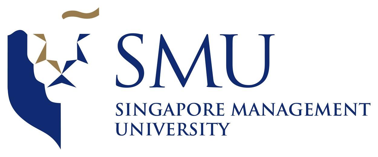SMU Logo   Singapore Management University png