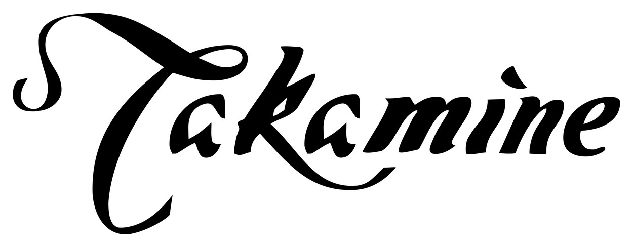 Takamine Logo png