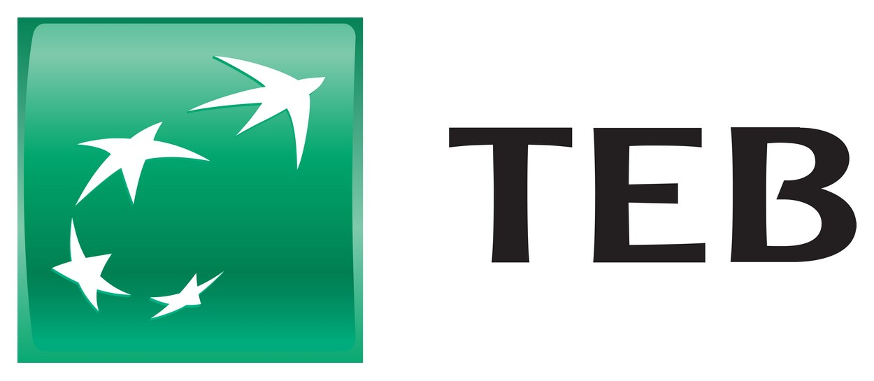 TEB Logo   Turkish Economy Bank png