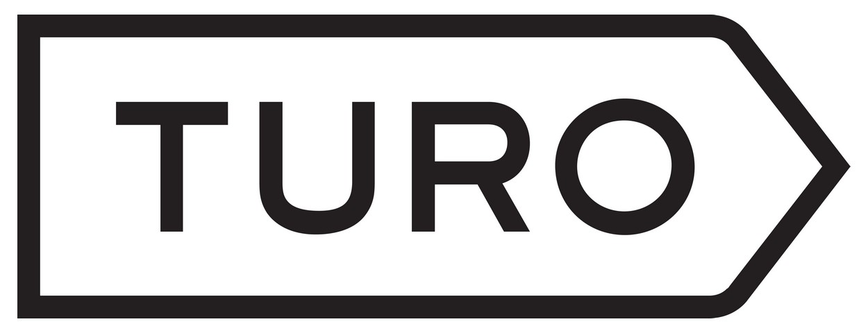 Turo Logo   Car rental png