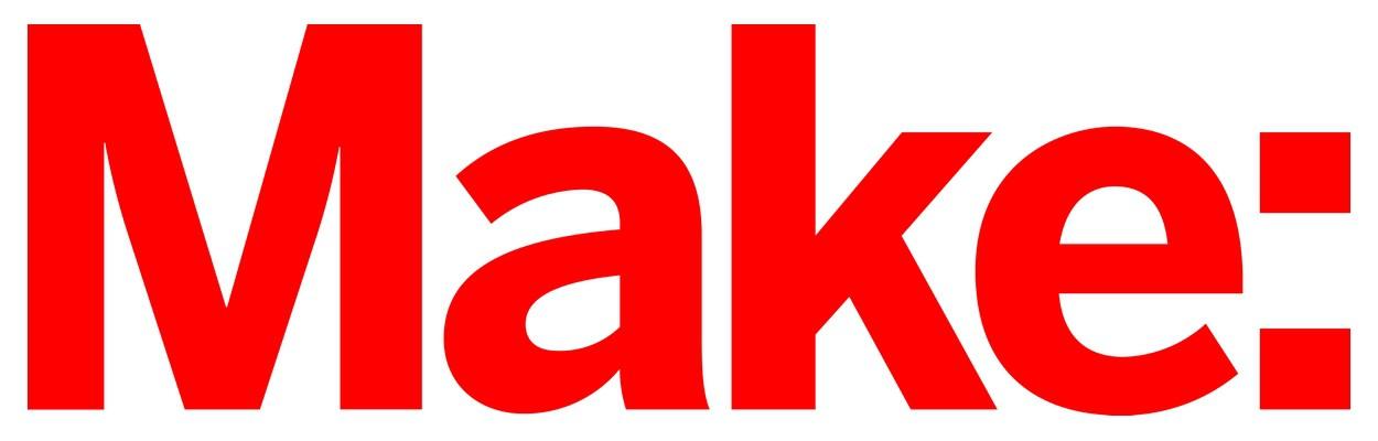 Make Logo   Magazine png