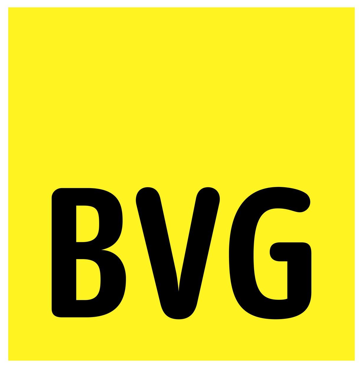 BVG Logo png