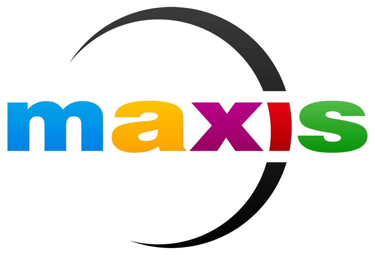 Maxis Logo png