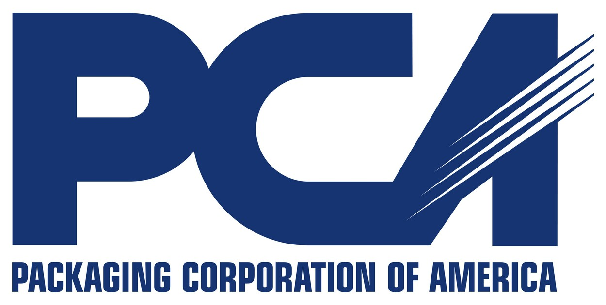 PCA Logo   Packaging Corporation of America png