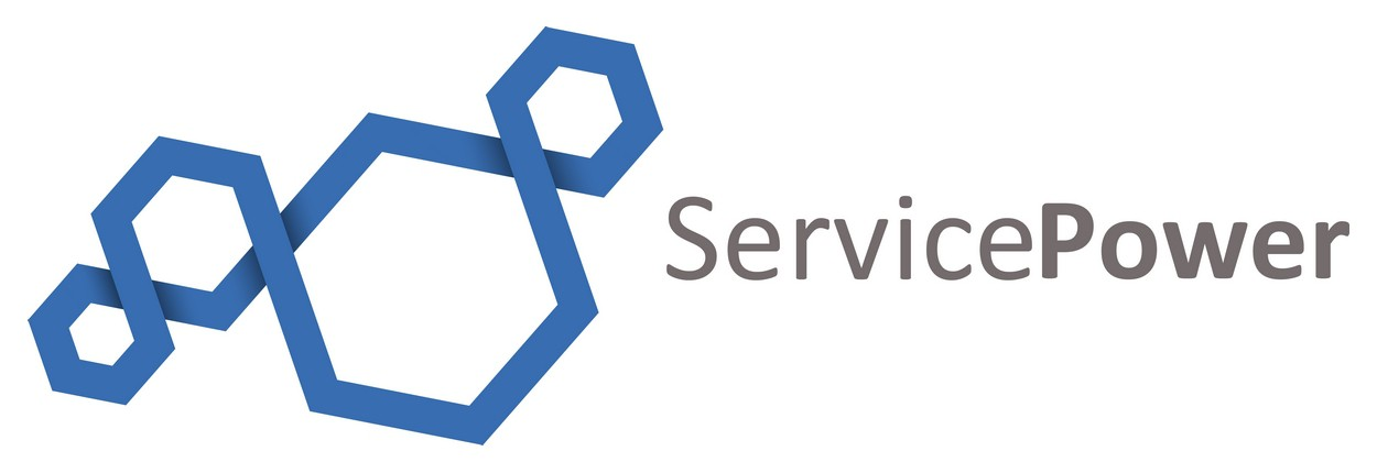ServicePower Logo png