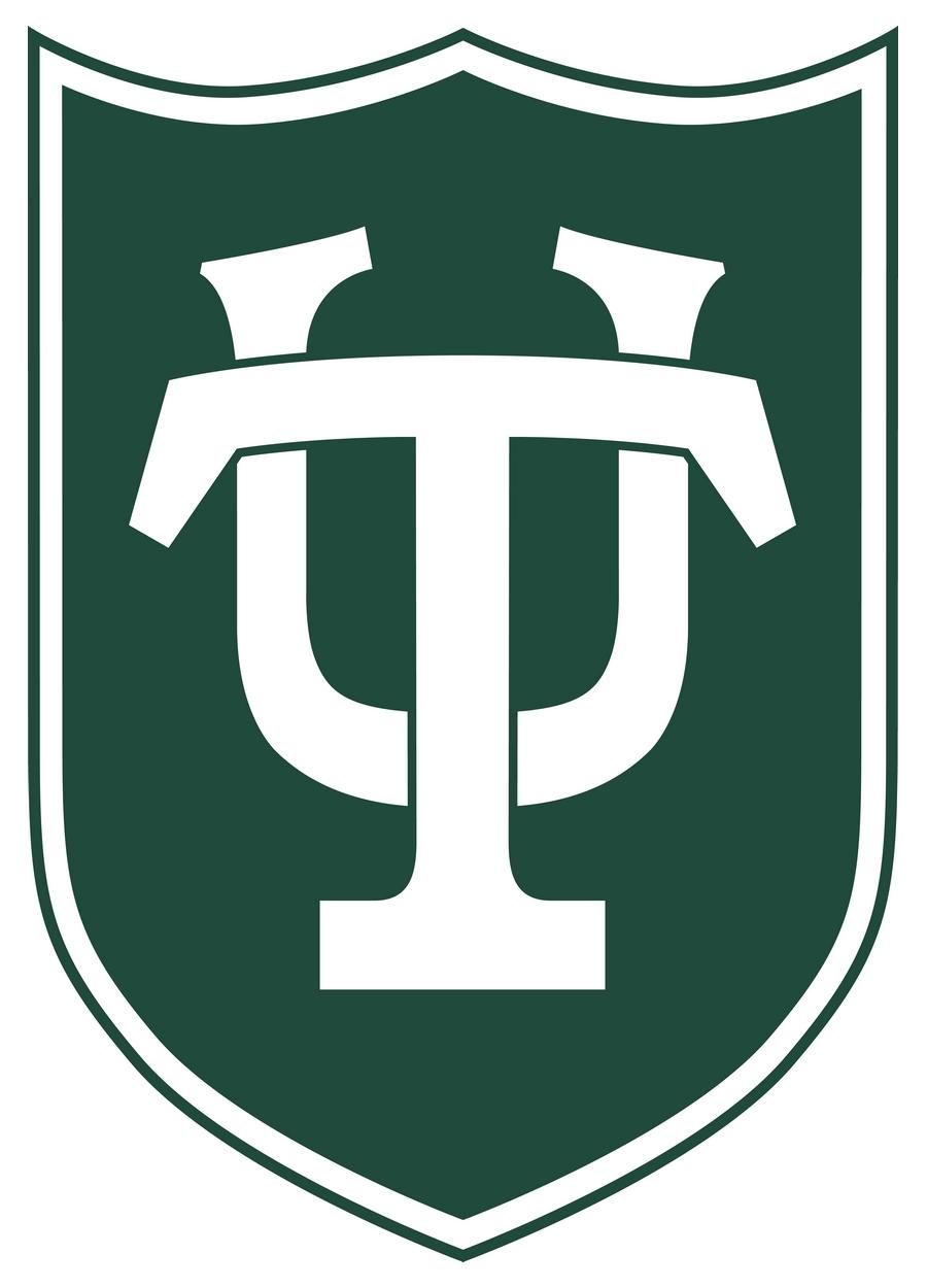 Tulane Logo png