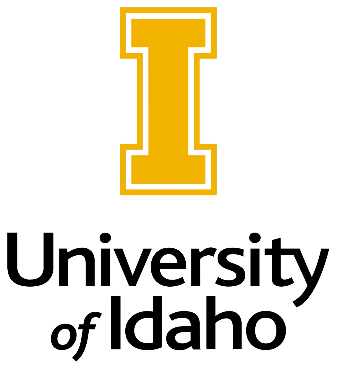 University of Idaho Logo png