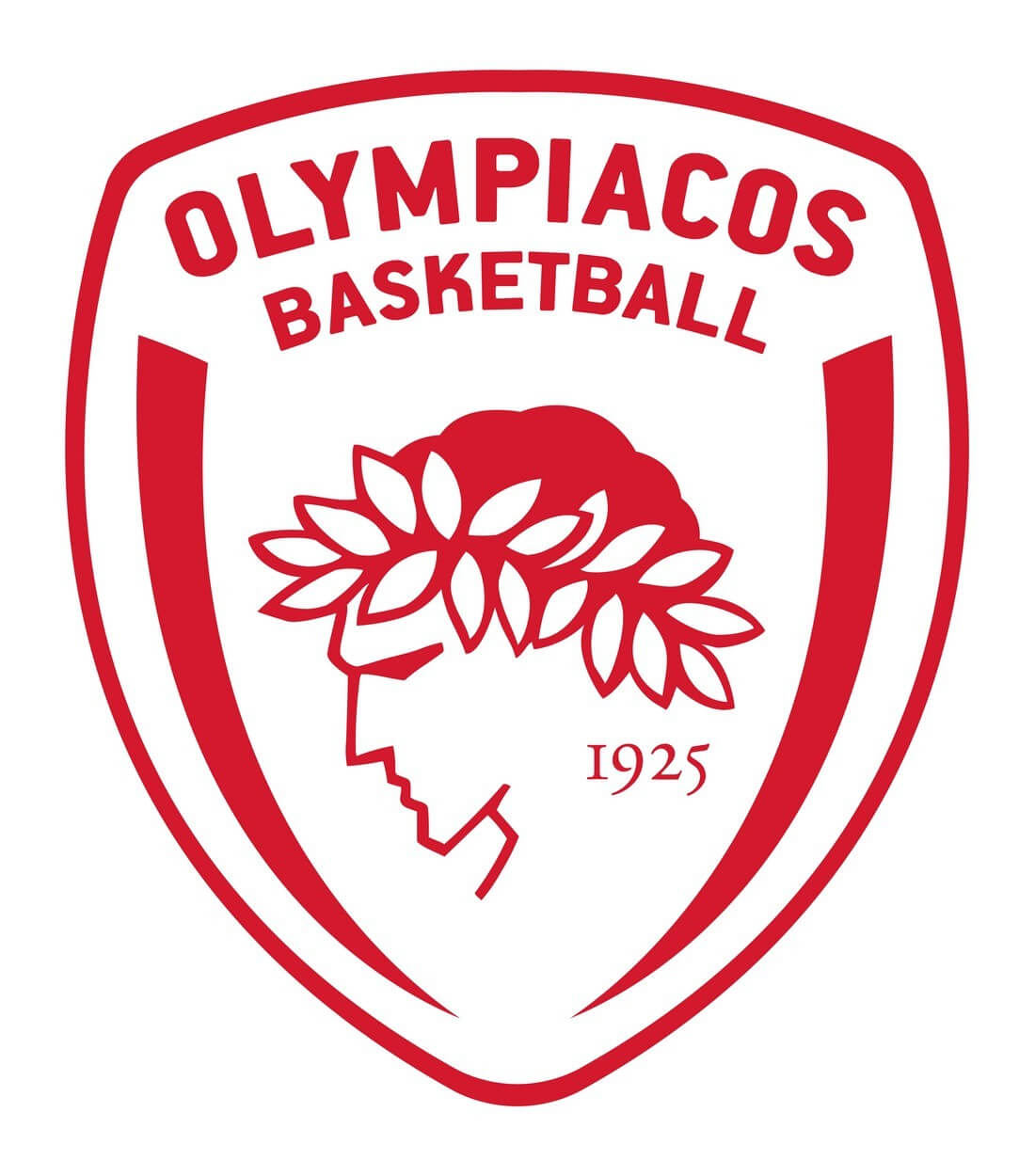 Olympiacos Basketball Logo png