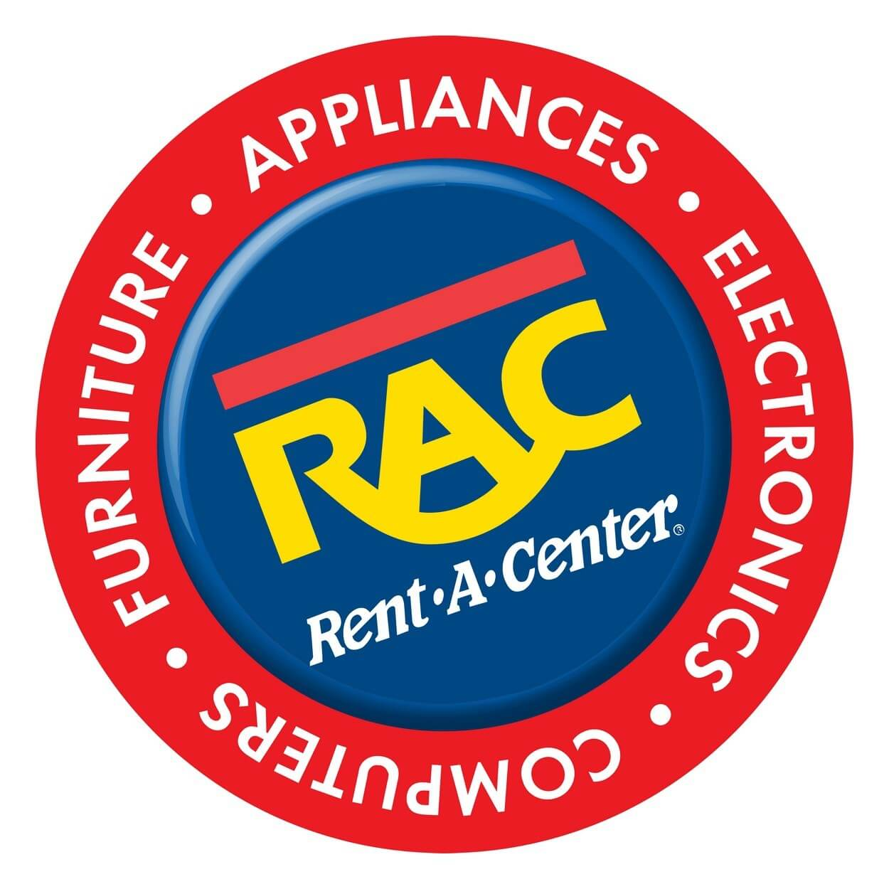 Rent A Center Logo   RAC png