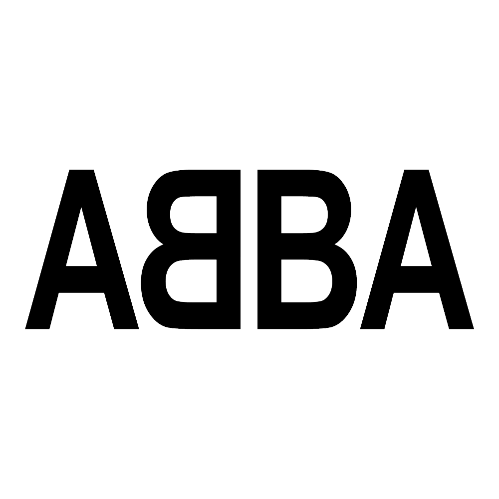 ABBA Logo png