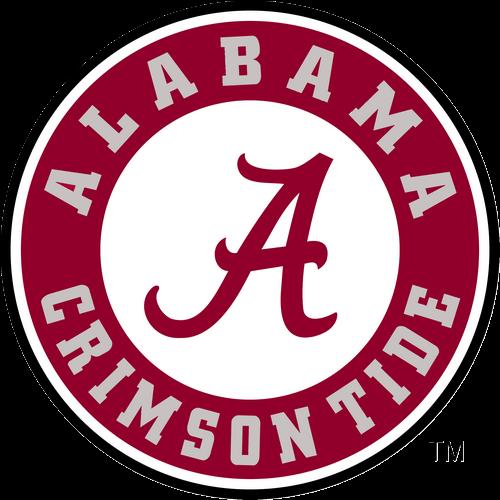 Alabama Crimson Tide Logo png