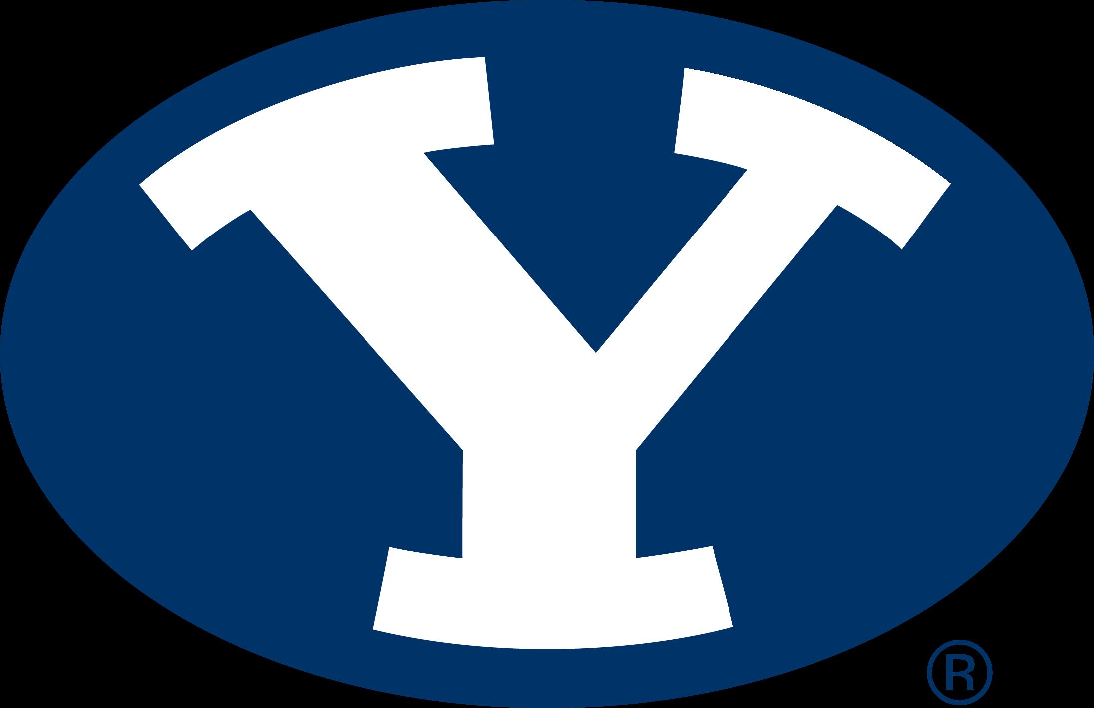BYU Logo (Athletics   BYU Cougars) png