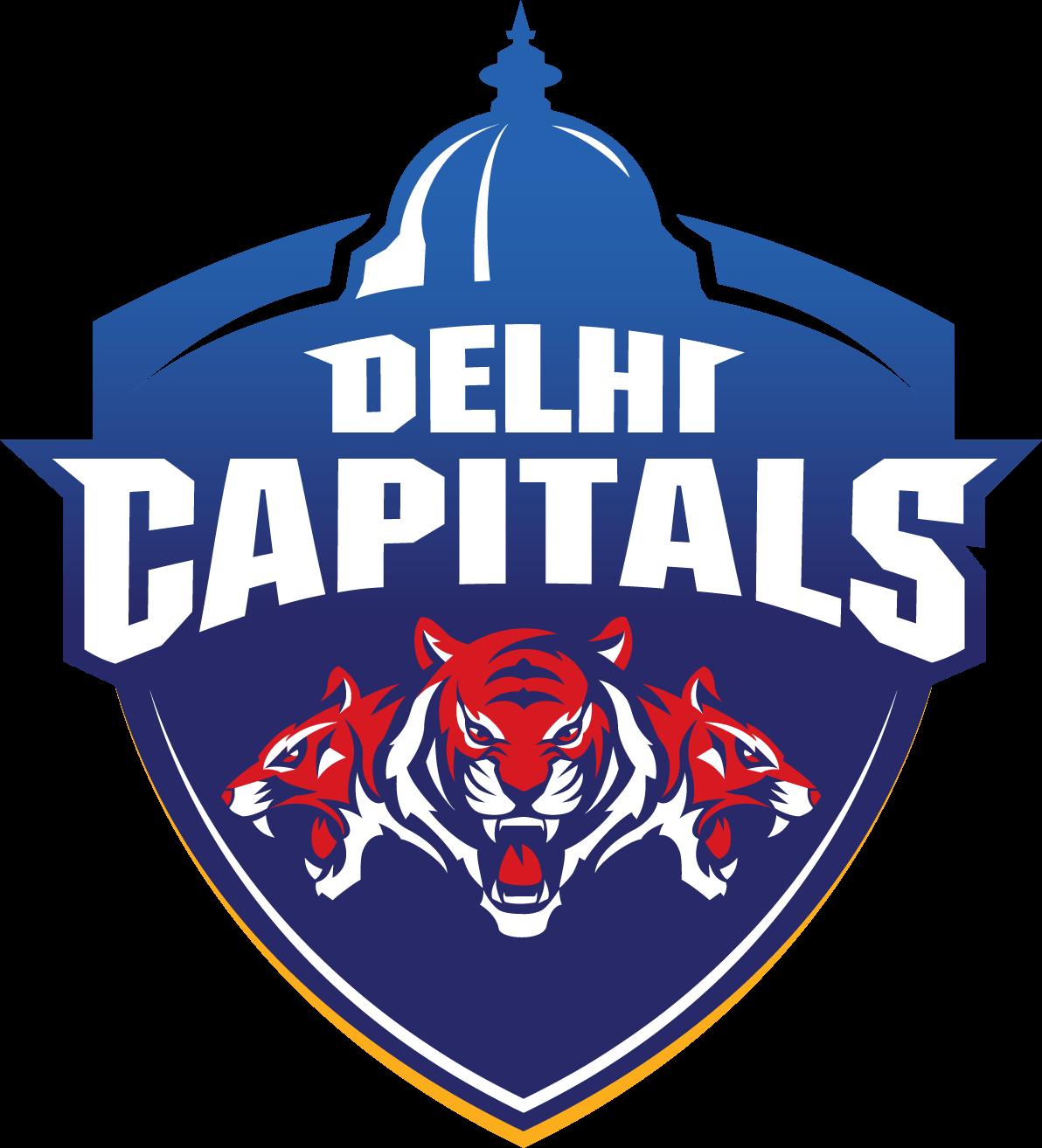 Delhi Capitals Logo png