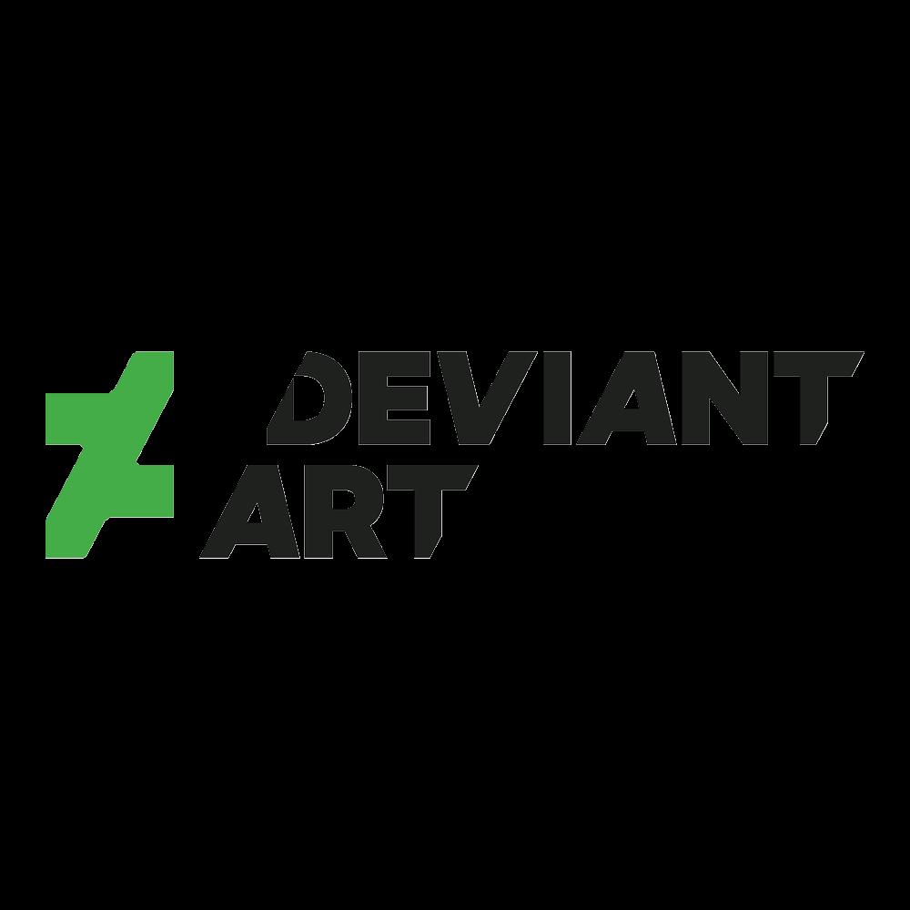 DeviantArt Logo png