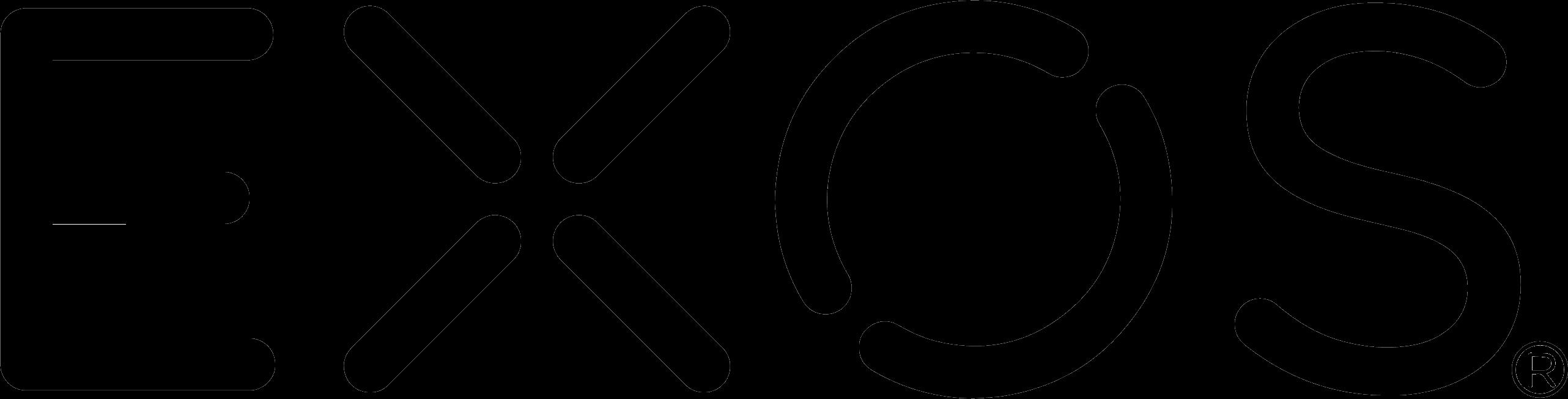 EXOS Logo png