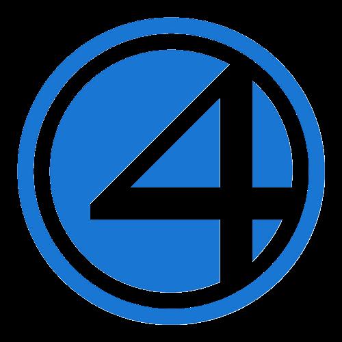 Fantastic Four Logo png