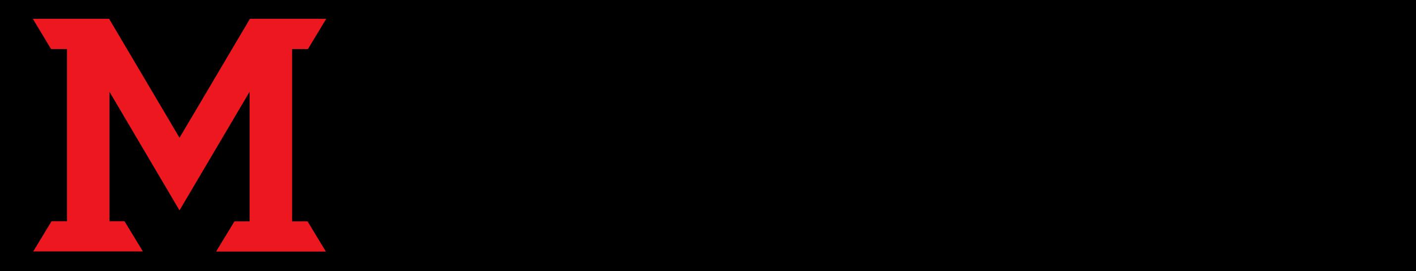 Miami University Logo png