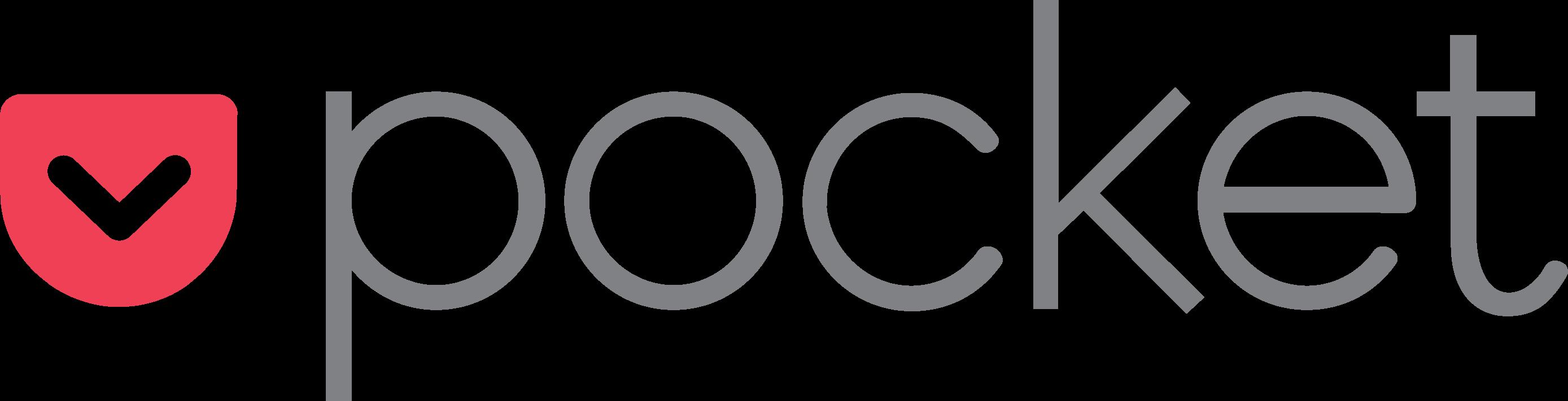 Pocket Logo png