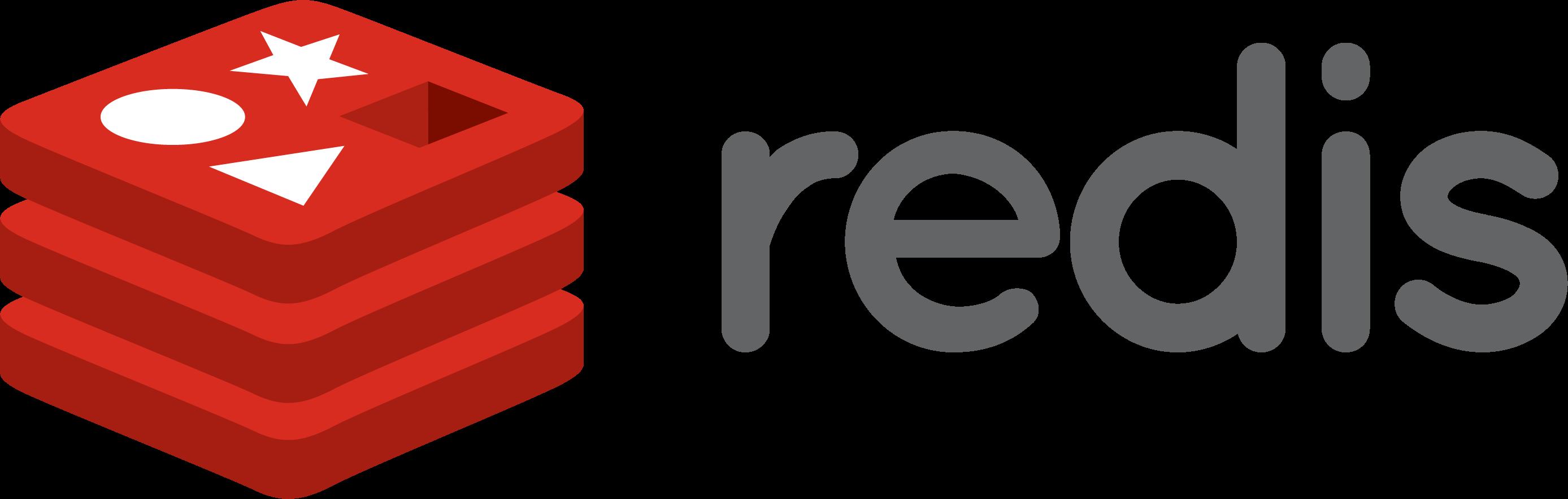 Redis Logo png