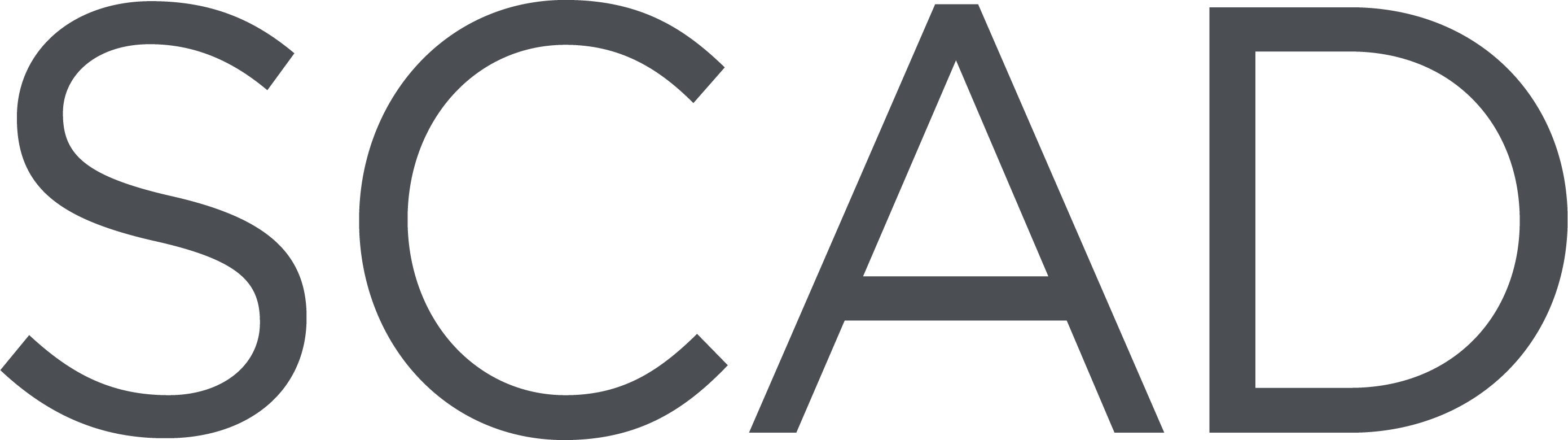SCAD Logo [Savannah College of Art and Design] png