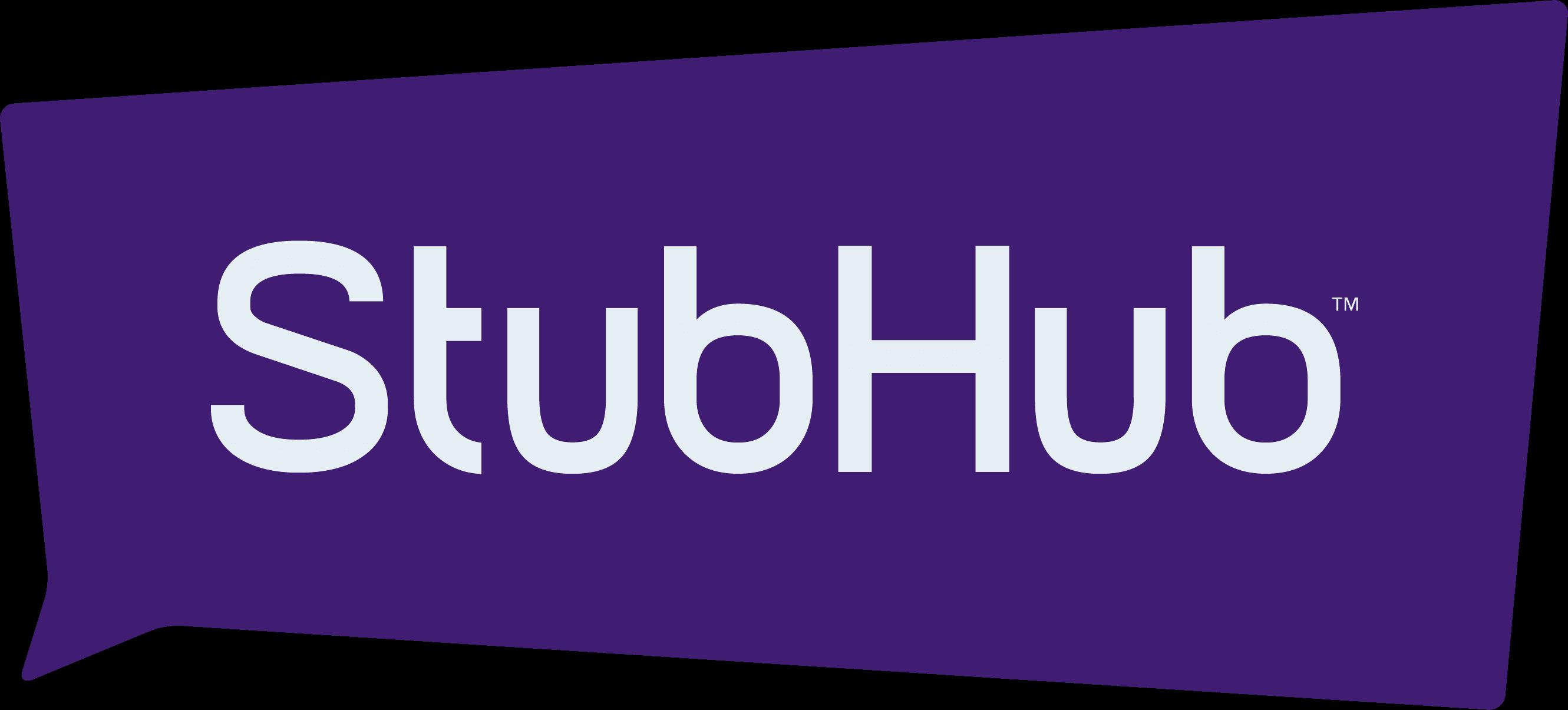 StubHub Logo png