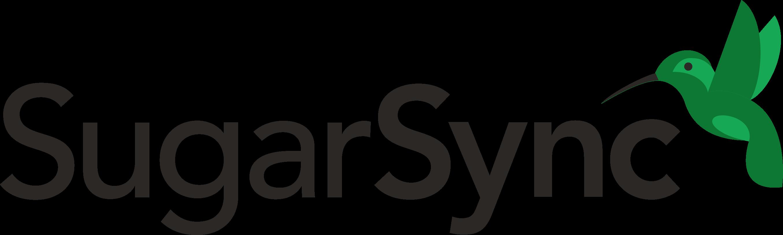 SugarSync Logo png