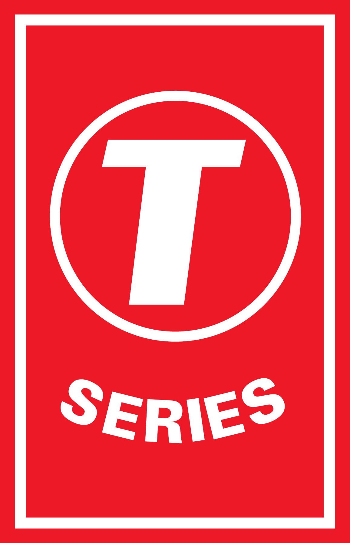 T Series Logo png