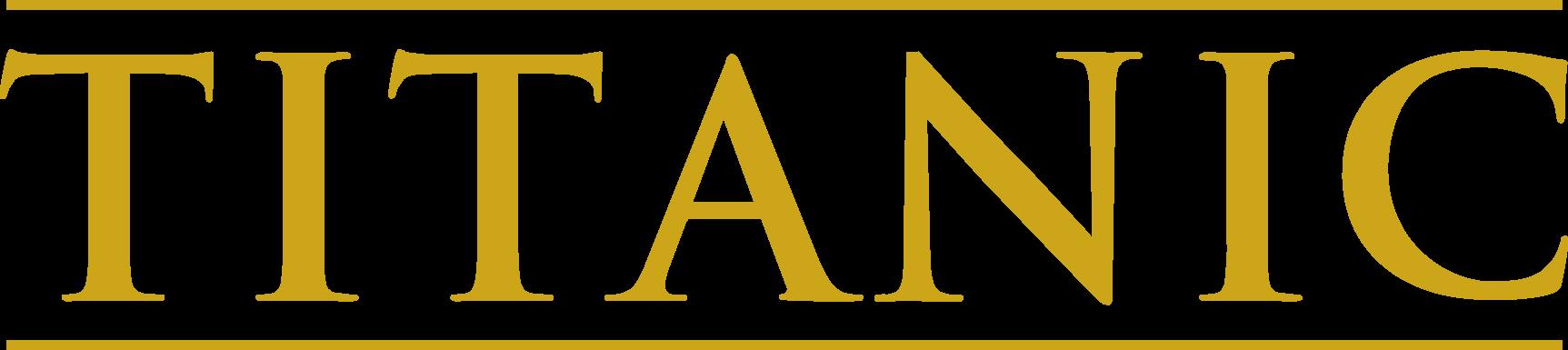 Titanic Logo png