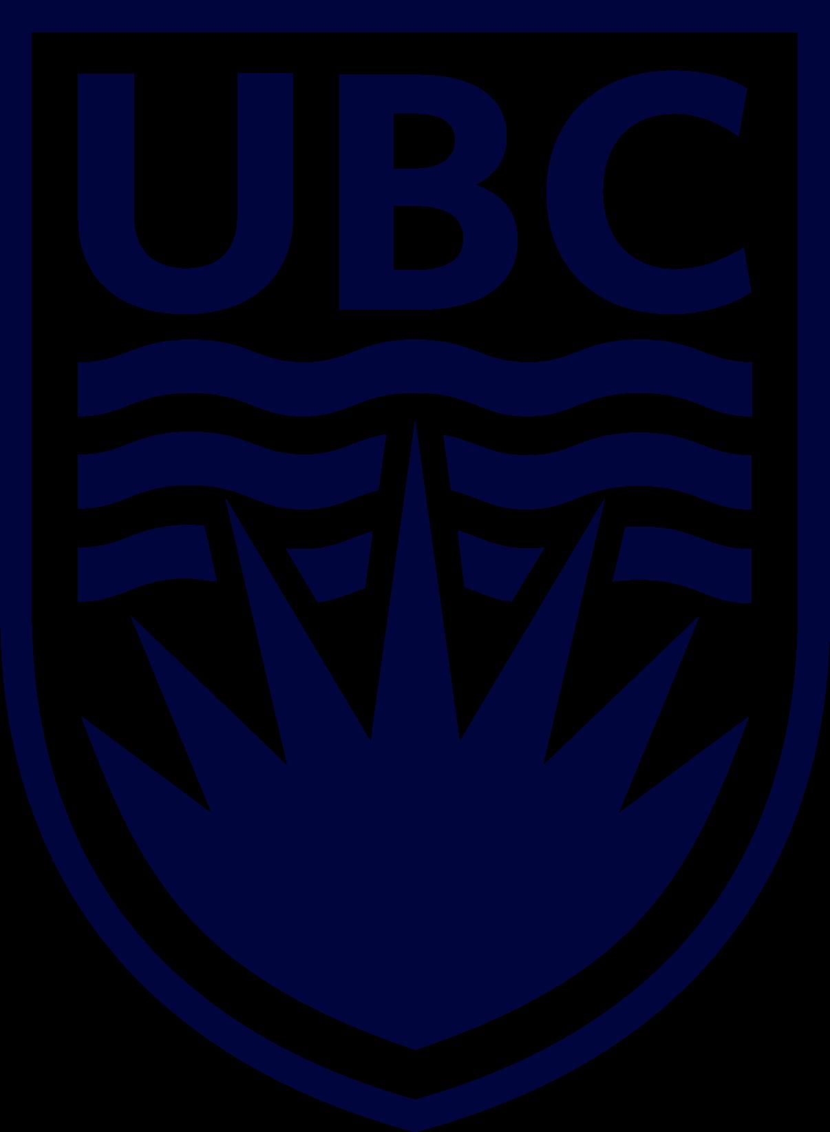 UBC Logo   University of British Columbia png