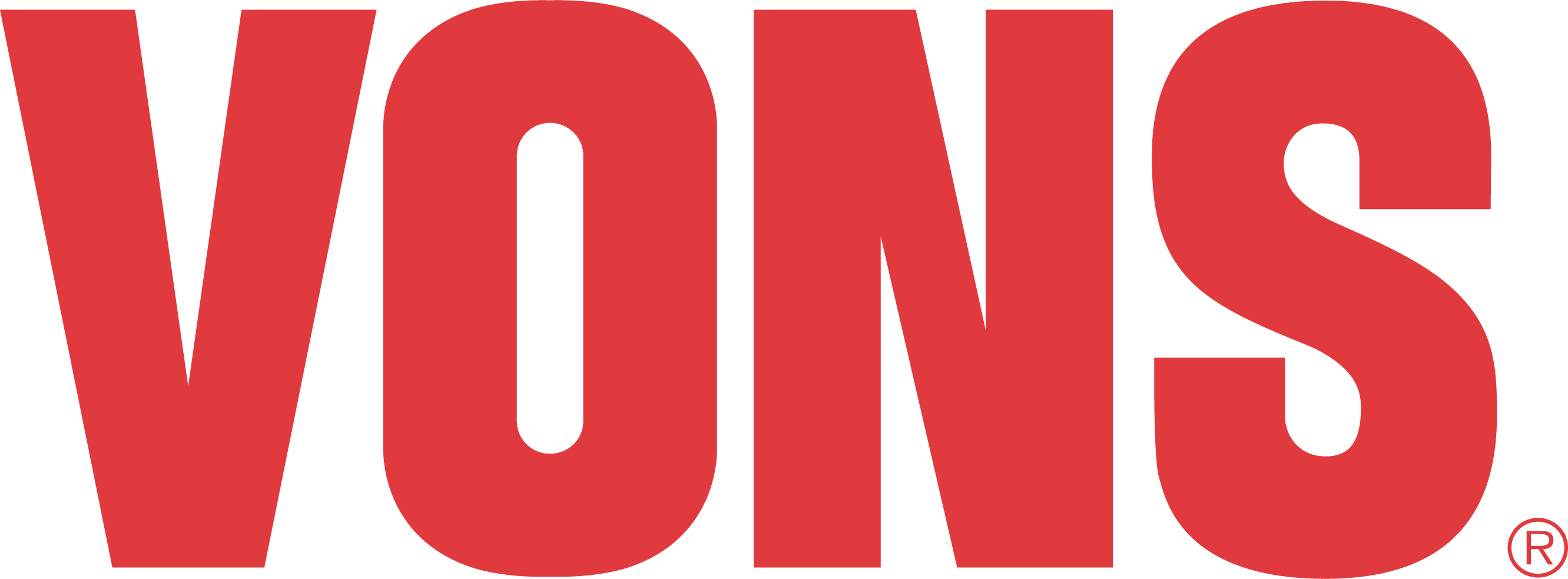 Vons Logo png