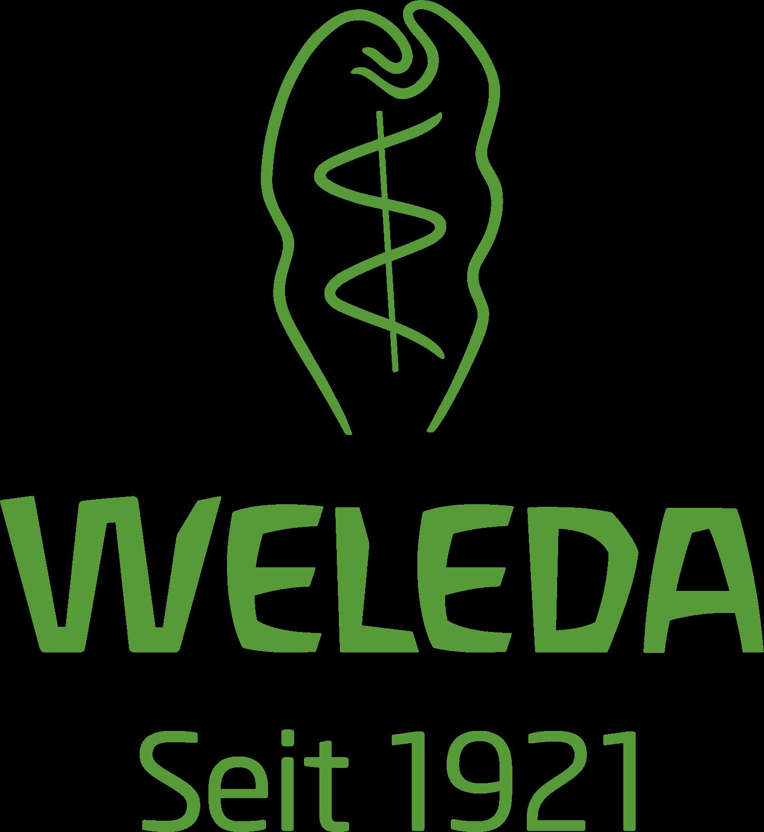 Weleda Logo png