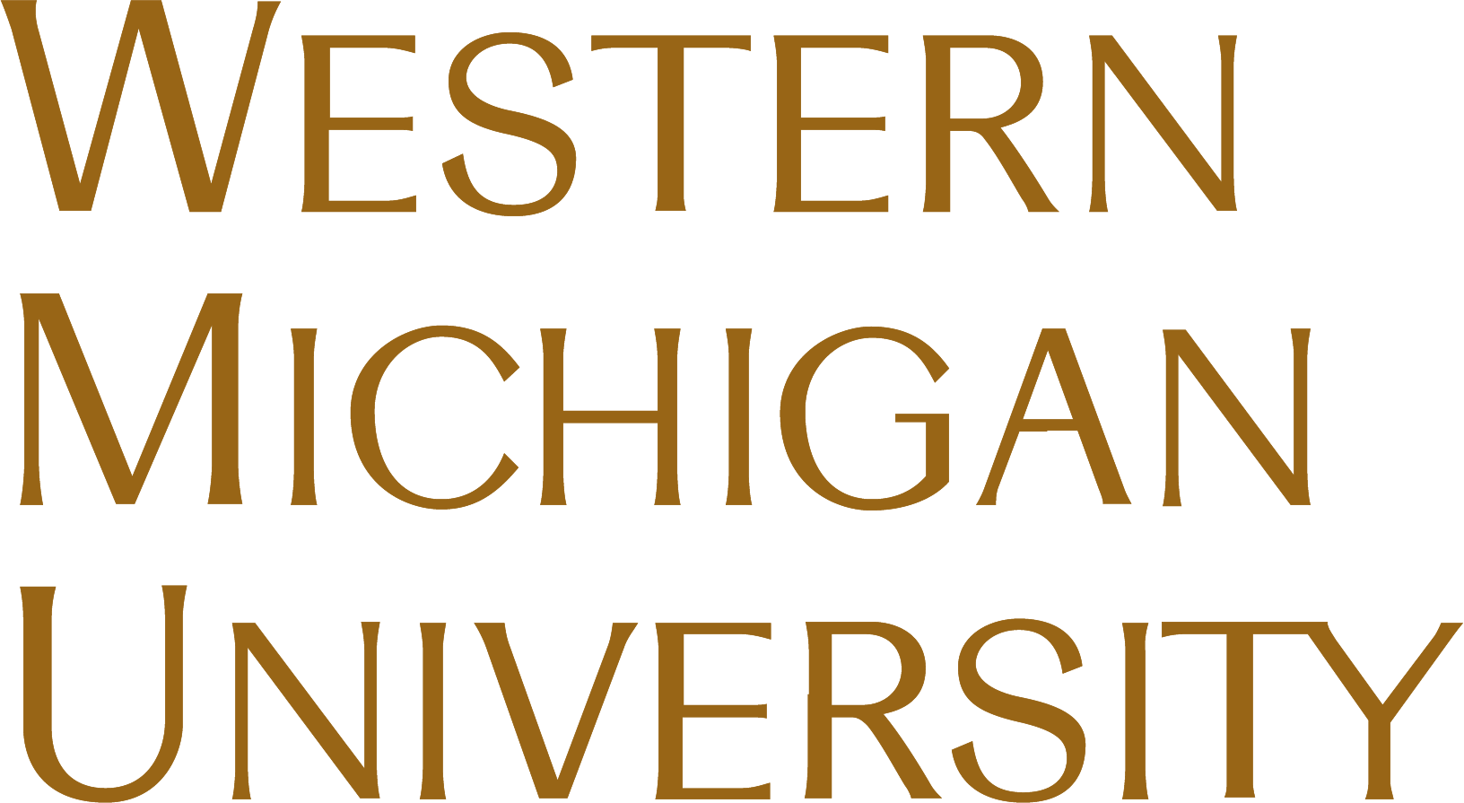 Western Michigan University Logo png
