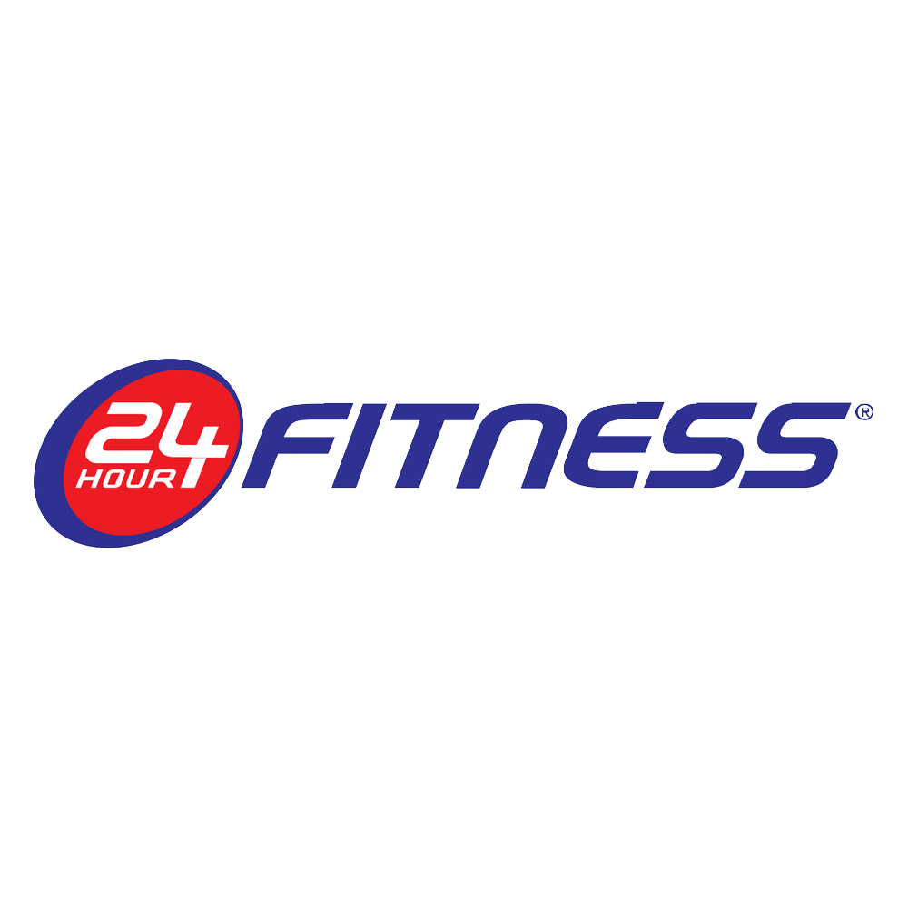 24 Hour Fitness Logo png