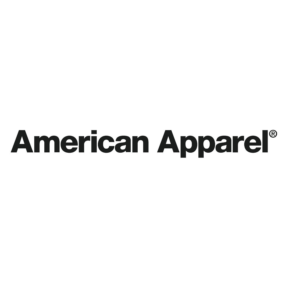 American Apparel Logo png