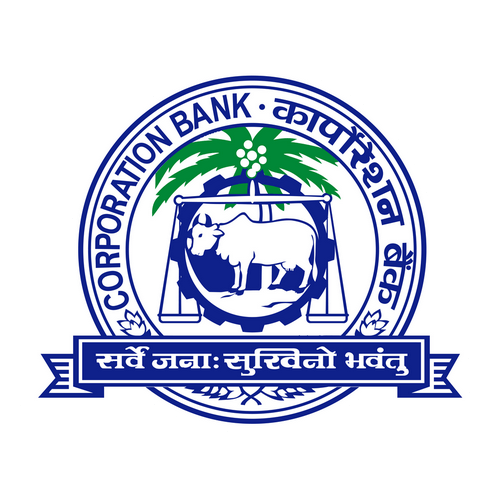Corporation Bank Logo png