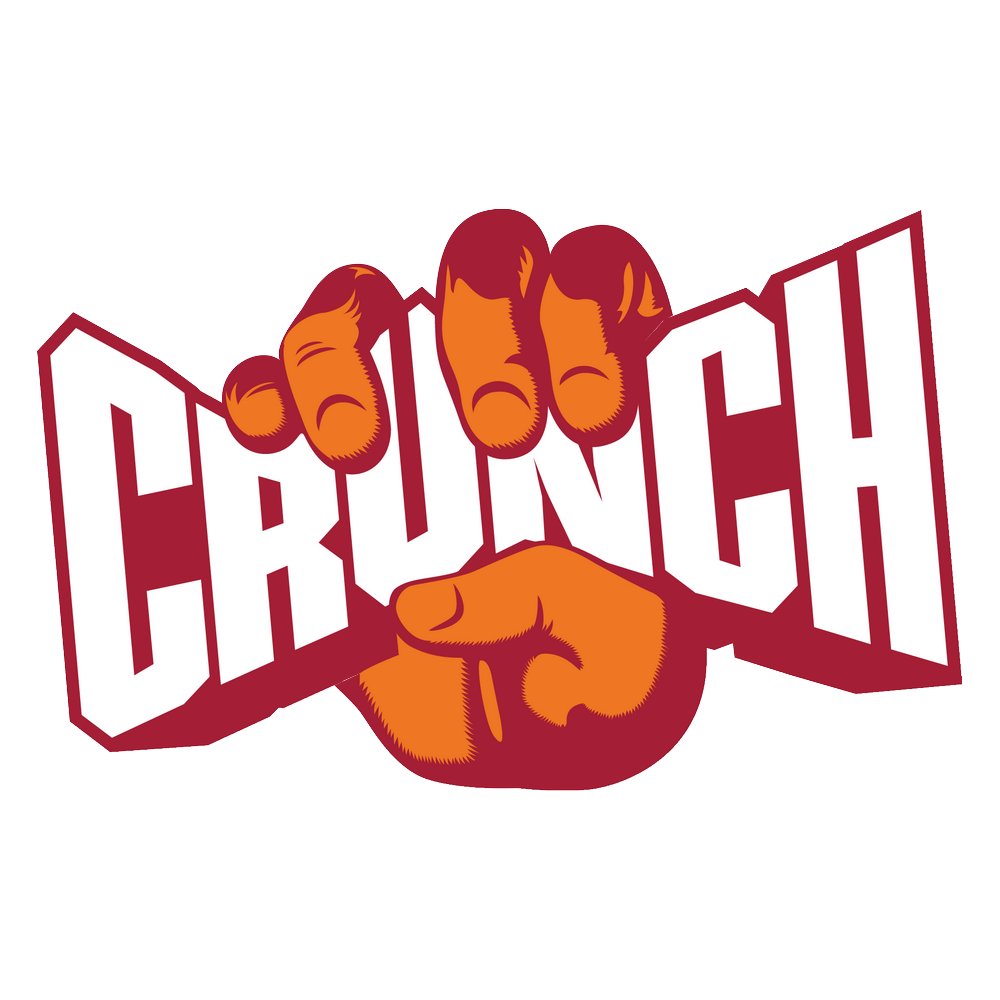 Crunch Logo (Fitness) png